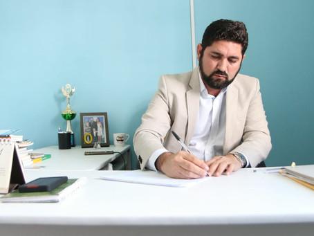 Daniel Alves propõe medidas para enfrentar o novo coronavírus (Covid-19) em Jaboatão