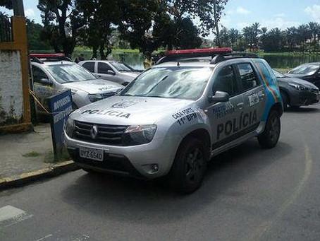 Homem é preso por porte ilegal de arma em Barra de Jangada