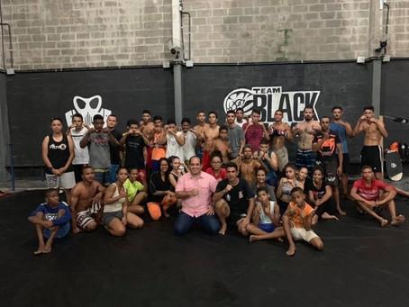 Vereador Marlus Costa firma parceria para ampliar projeto esportivo