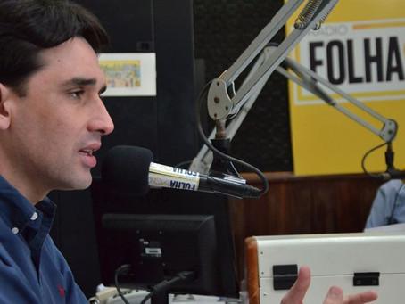 Silvio Costa Filho não descarta candidatura do pai em Jaboatão