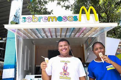 Mercado público do Jaboatão é o primeiro no País a receber unidade da McDonald's