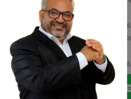 PRTB deve optar pela candidatura de Fernando Moreira para prefeitura de Jaboatão