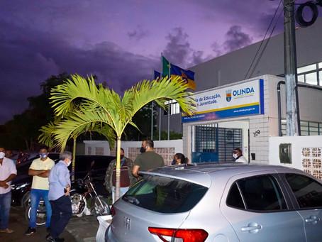 Seleção simplificação em Olinda com salários de até R$ 2,5 mil