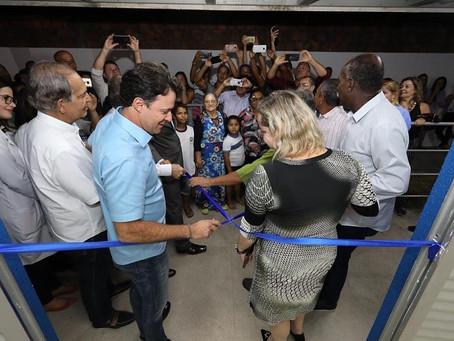 Inauguração da USF Santa Felicidade beneficia mais de 3,5 mil pessoas