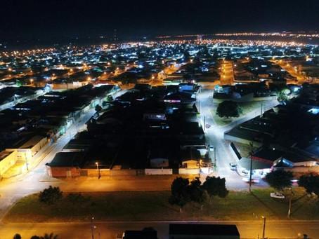 Câmara analisa projeto que reduz taxa de iluminação pública