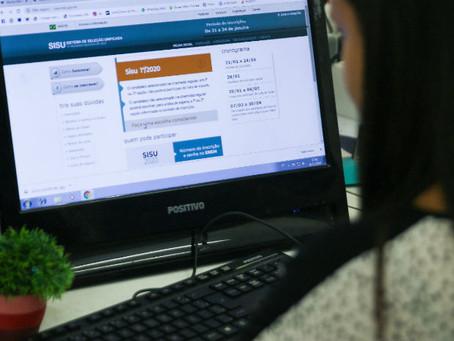 Sisu: inscrições abrem 14.931 vagas em Pernambuco