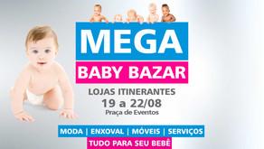 Último dia do Baby Bazar do Guararapes