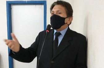 Vereador Belarmino Sousa é reconduzido à liderança do Governo na Câmara