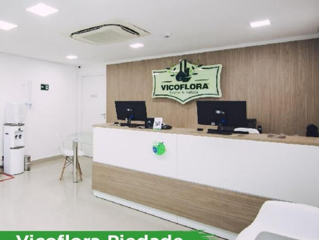 Vicoflora no The Garden Open Mall