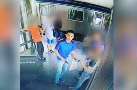 Homem comete assalto no metrô em Cavaleiro