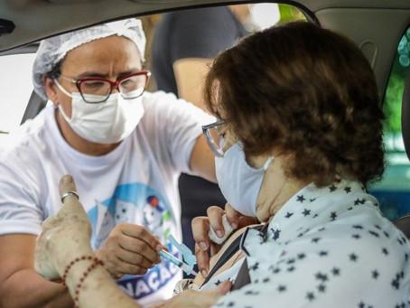 Jaboatão inicia cadastramento de idosos a partir de 68 anos para vacinação contra Covid-19