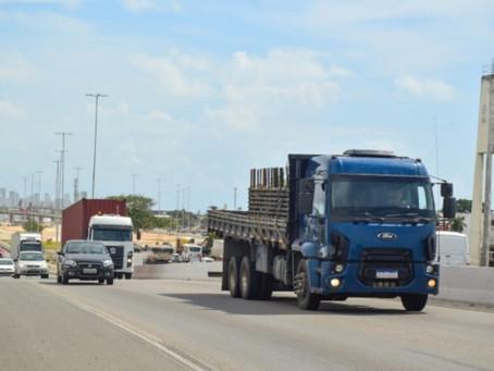 Protesto dos caminhoneiros também tem baixa adesão em PE
