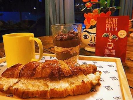 Últimos dias do Festival Recife Coffe