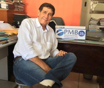 Joaquim Barretto critica ação da Prefeitura em Muribeca