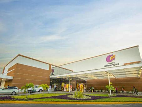 Shopping Guararapes com nova loja de alimentação