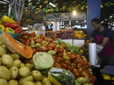 Preço da cesta básica cai 4,38% em Jaboatão
