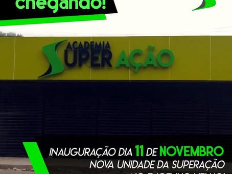 Academia Superação inaugura unidade em Jaboatão Centro