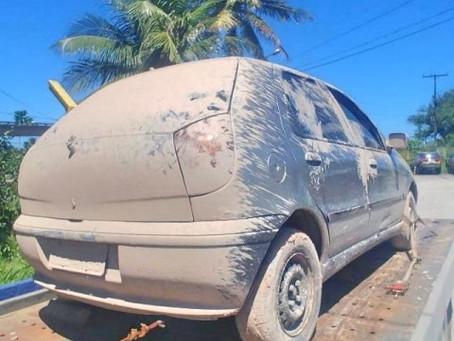 Após fuga, dupla é detida com celulares roubados em Jaboatão
