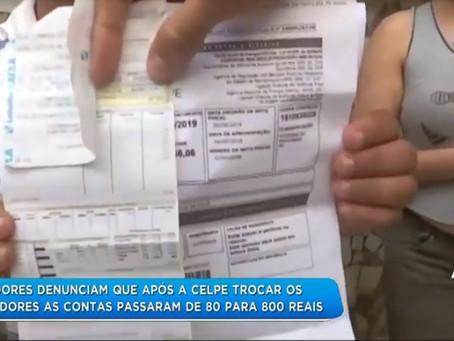Moradores recebem conta de luz dez vezes mais caras em Jaboatão