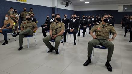 Governo de Pernambuco inicia formação de 1.085 novos profissionais da segurança