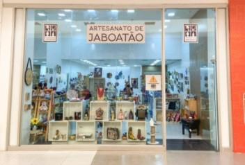 Loja Artesanato de Jaboatão em nova localização no Guararapes