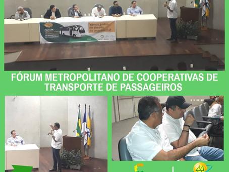 Cootrape participa de Fórum Cooperativas de Transporte de Passageiros