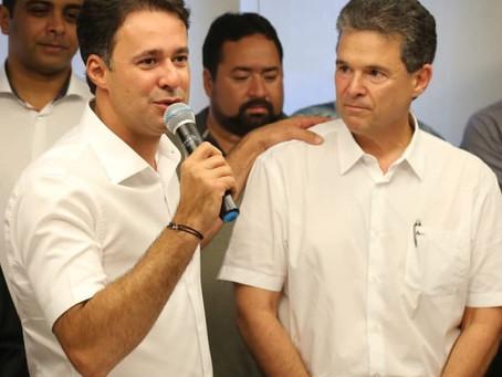 Jaboatão: André de Paula oficializa apoio do PSD ao prefeito Anderson Ferreira