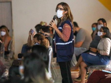 Vigilância Sanitário do Jaboatão orienta escolas particulares sobre cuidados para volta às aulas