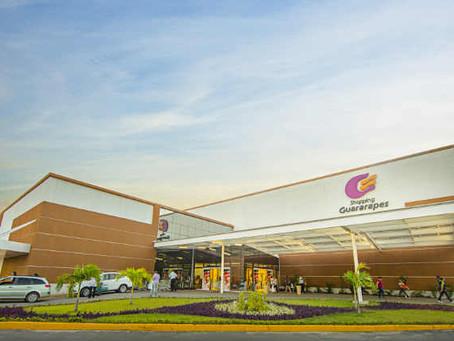 Shopping Guararapes com novas lojas