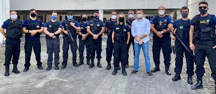 Corregedoria geral realiza inspeções nas undiades policiais do interior