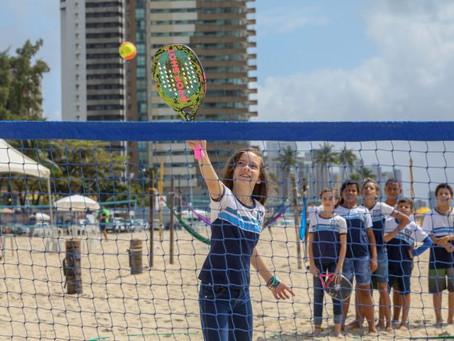 Praia de Candeias recebe 2ª Copa Pernambuco de Beach Tennis