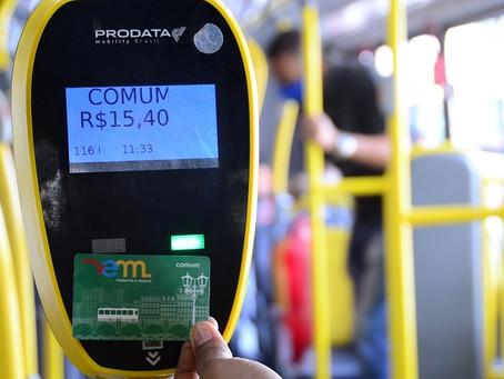 Aprovada recomposição com tarifa de ônibus mais barata em horário social