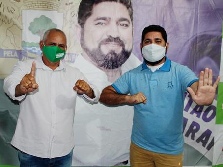 Vereador mais votado de Jaboatão dos Guararapes apoia Daniel Alves (MDB) para a Prefeitura