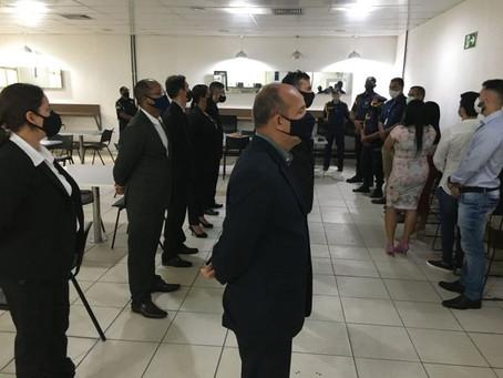 Guardas municipais do Jaboatão dos Guararapes concluem curso de proteção a autoridades