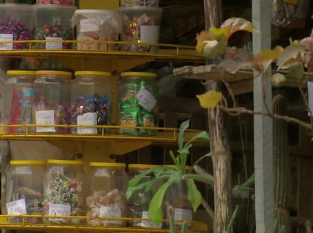 Jaboatão: pedreiro cria mercado honesto onde cliente pega produtos e paga sozinho