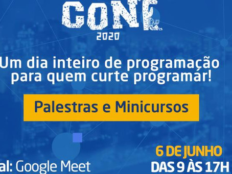 Evento online com programação gratuita sobre Tecnologia e Inovação