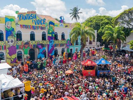 Prefeito de Olinda anuncia auxílio emergencial para a classe artística