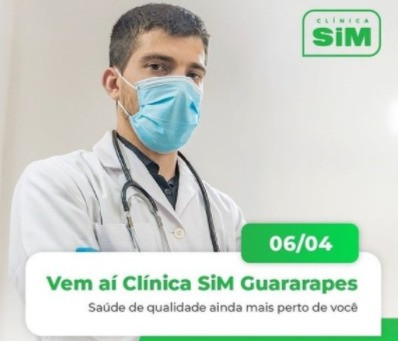 Clínica SIM inaugura no Shopping Guararapes