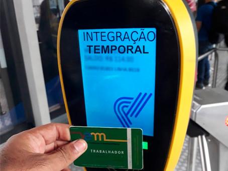 Primeira fase da integração temporal será implantada no TI Cajueiro Seco a partir do sábado (19)