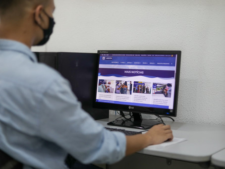 Jaboatão abre 2.500 vagas em cursos gratuitos a distância para moradores de habitacionais