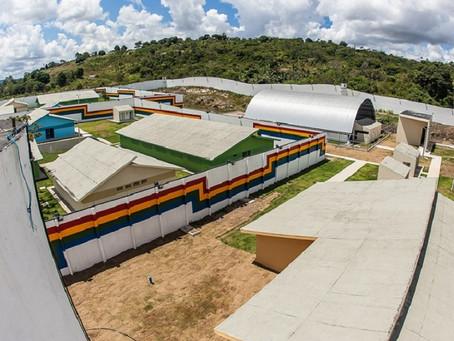 Visitas presenciais às unidades da Funase foram retomadas nesta quinta (1º)