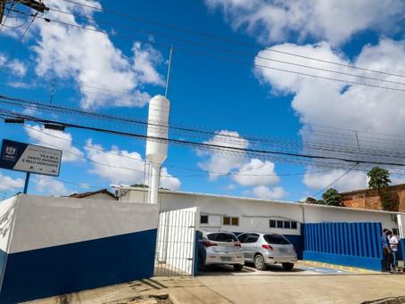 Posto de saúde em inaugurado em Vila Rica