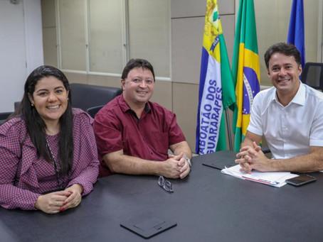 Ex-prefeito de Machados conhece experiência de Jaboatão