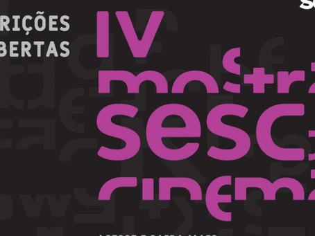 Inscrições abertas para a Mostra Sesc de Cinema