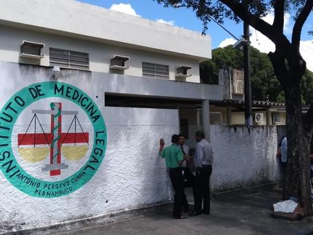 Corpo de jovem é encontrado no Rio Jaboatão