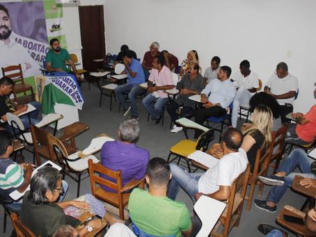 MDB fortalece em Jaboatão com novas filiações