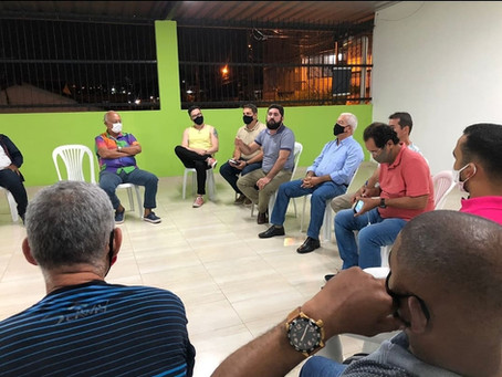 Daniel Alves promove reuniões nas regionais de Jaboatão