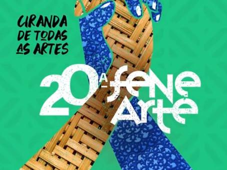 Fenearte reúne de 5 mil expositores do Brasil e de 21 países