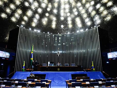 Senado Federal autoriza concurso com salários de até R$ 32 mil