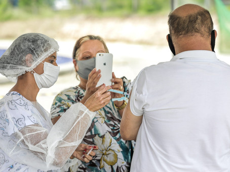 Jaboatão mantém vacinação contra Covid-19 em idosos a partir de 65 anos  nesta sexta